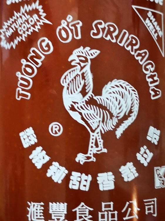Sriracha Hot Chili Sauce, scharf von linflu | Hochgeladen von: linflu