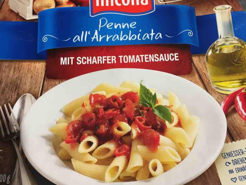 Penne all Arrabbiata, mit scharfer Tomatensauce  von greizer   Hochgeladen von: greizer