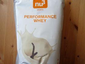 Performance Whey Vanilla | Hochgeladen von: bodylift