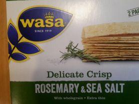 Delicate Thin Crisp, Rosemary & Salt | Hochgeladen von: subtrahine