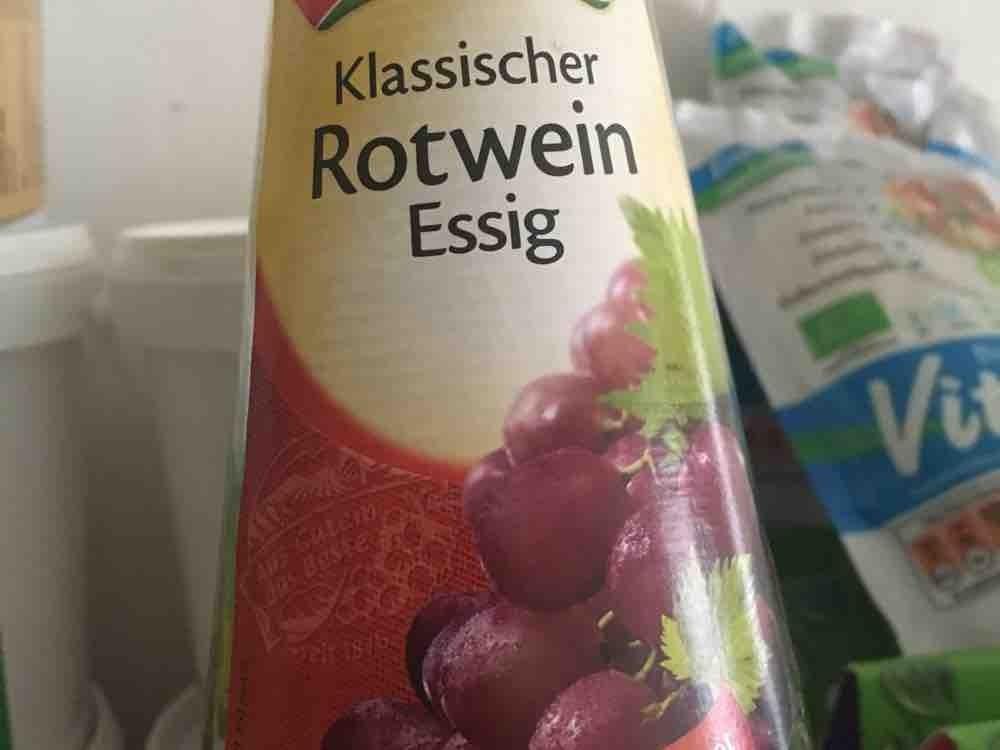 Hengstenberg Rotwein Essig  von nurich   Hochgeladen von: nurich