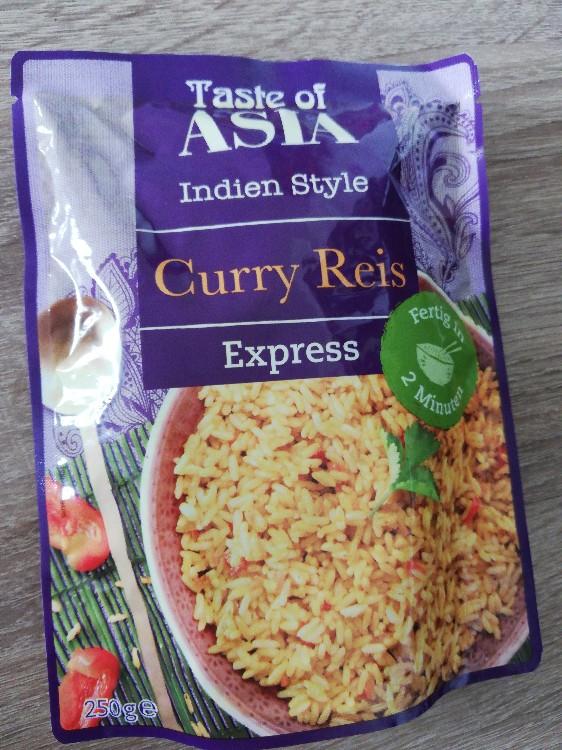 Express Reis - Curry von Pandana | Hochgeladen von: Pandana