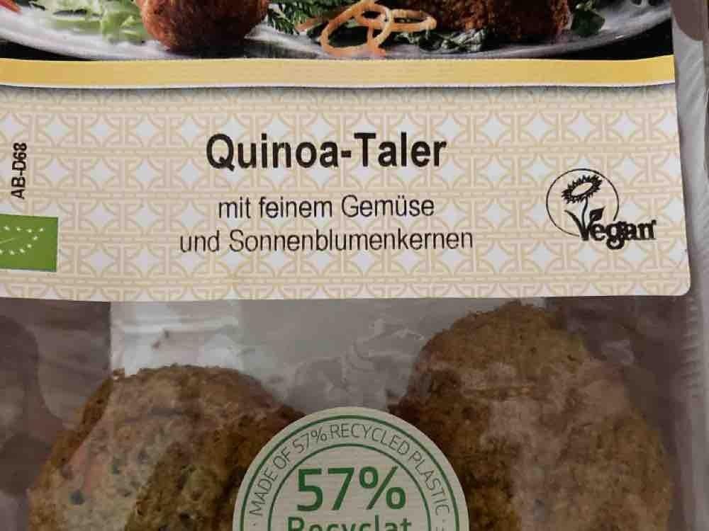 Quinoa Taler von CathrinL | Hochgeladen von: CathrinL