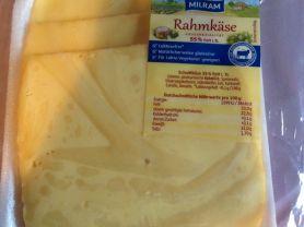 Rahmkäse, deutscher Schnittkäse | Hochgeladen von: Jule0