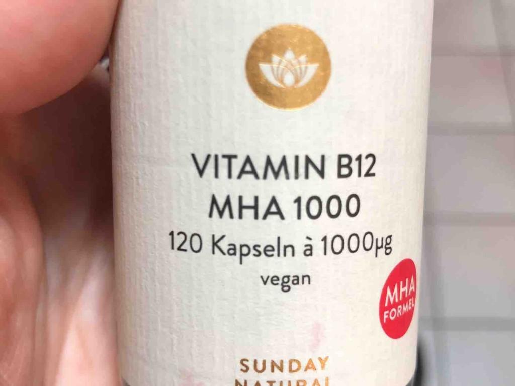 Vitamin B12 MHA 1000 vegan von vmark72   Hochgeladen von: vmark72