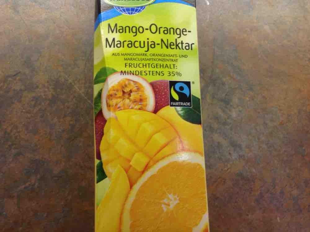 Mango-Orange-Maracuja-Nectar von Lensbuddy | Hochgeladen von: Lensbuddy