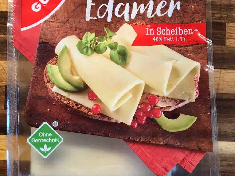 Edamer in Scheiben , 40% Fett von marcusscholz   Hochgeladen von: marcusscholz
