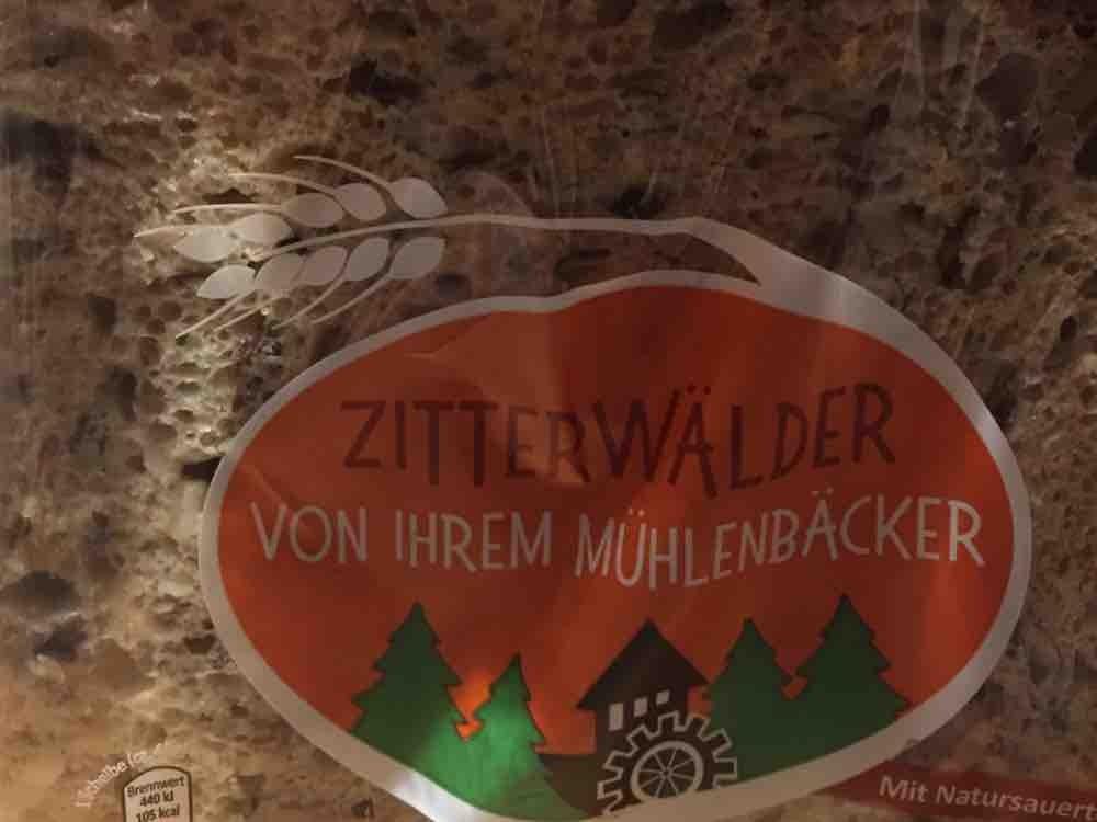 Zitterwälder Eifeler Dreikornschnitte, Natursauerteig von Yannick607 | Hochgeladen von: Yannick607