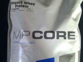 MyProtein Impact Whey, geschmacksneutral   Hochgeladen von: nomatt3r