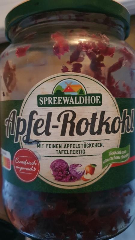 Apfel Rotkohl von NHorn   Hochgeladen von: NHorn