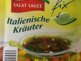 Carat Salat Sauce Italienische Kräuter, (zubereitet) | Hochgeladen von: stevol