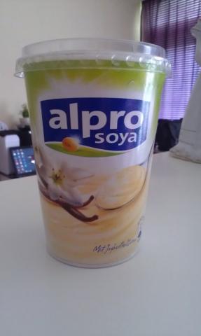 Soja Joghurt, Vanillie   Hochgeladen von: petit ange