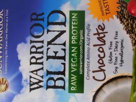 Warrior Blend Raw Protein, Chocolate   Hochgeladen von: veggie villain
