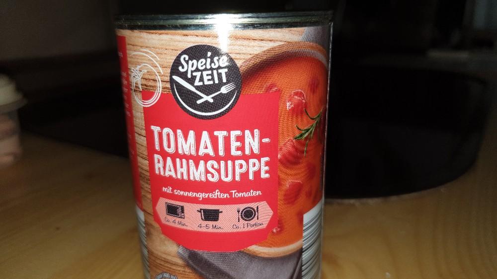 Tomatenrahmsuppe von PeggySue2509 | Hochgeladen von: PeggySue2509