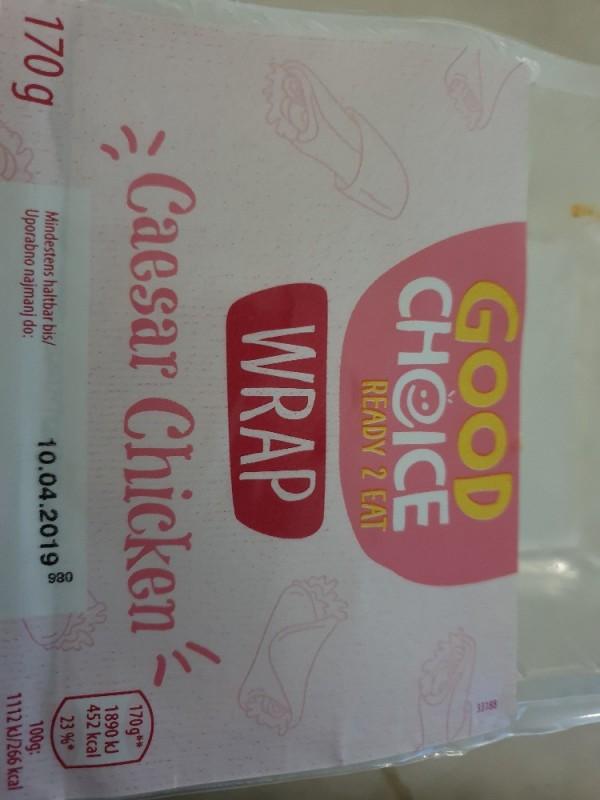 Good Choice Ready 2 eat, Caesar Chicken von ToMMeAK | Hochgeladen von: ToMMeAK