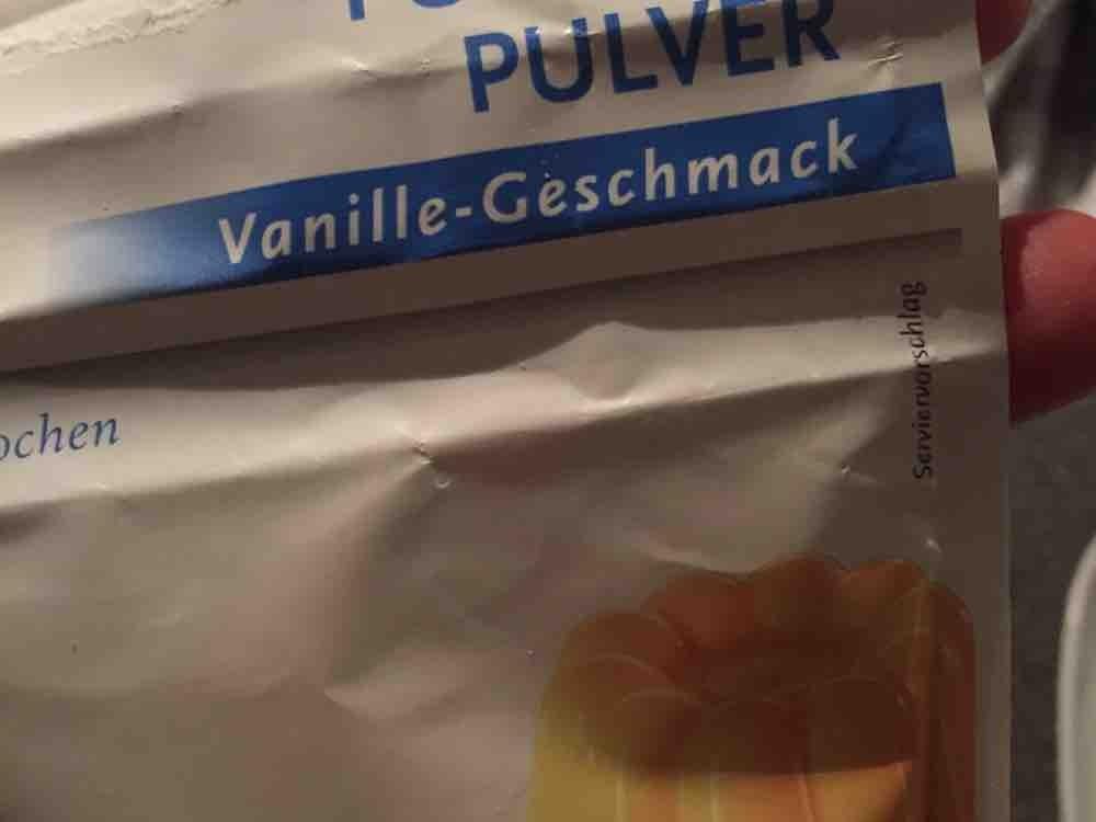 Pudding Pulver, Vanille von matti2510 | Hochgeladen von: matti2510