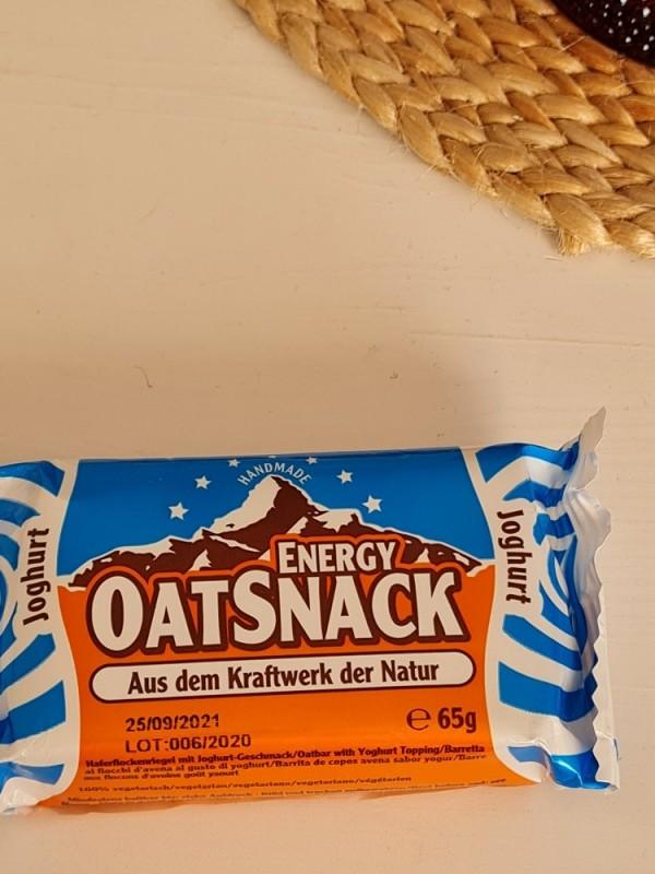 Energy Oatsnack, Joghurt von SanniD2103   Hochgeladen von: SanniD2103