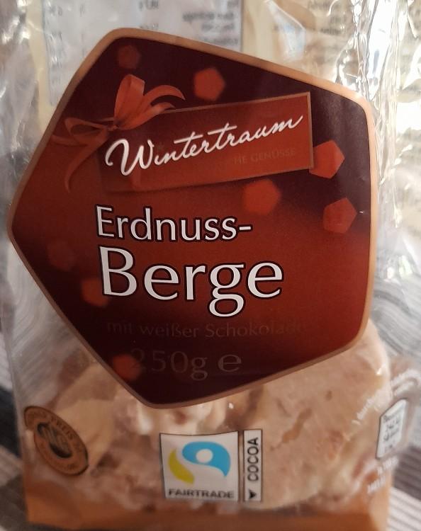 Erdnussberge, mit weißer Schokolade von Rubensbaer   Hochgeladen von: Rubensbaer