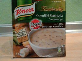 Feinschmecker, Kartoffel Steinpilz Cremesuppe | Hochgeladen von: magrat