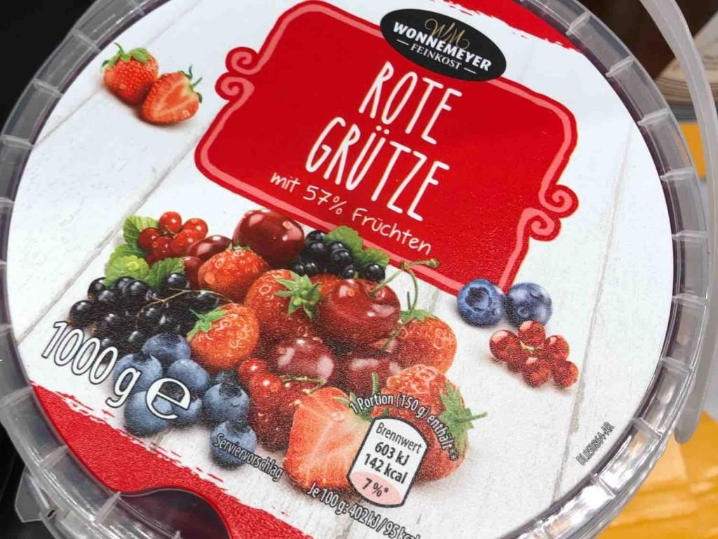 Rote Grütze, mit 57% Früchten von LVCA24   Hochgeladen von: LVCA24