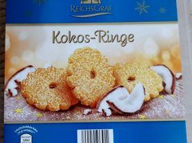 Kokos-Ringe   Hochgeladen von: Nini53