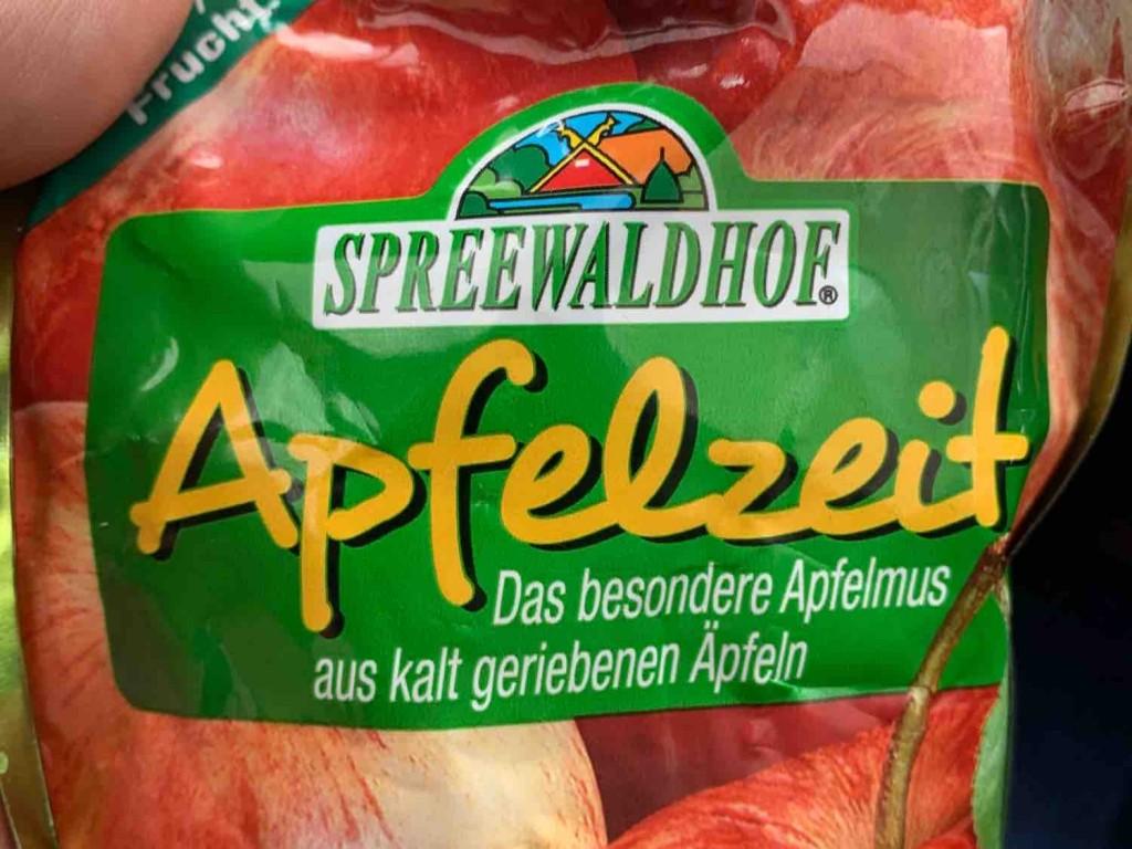 Apfelzeit Spreewaldhof, Apfelmus ohne Zucker von marcelkalbermat529 | Hochgeladen von: marcelkalbermat529