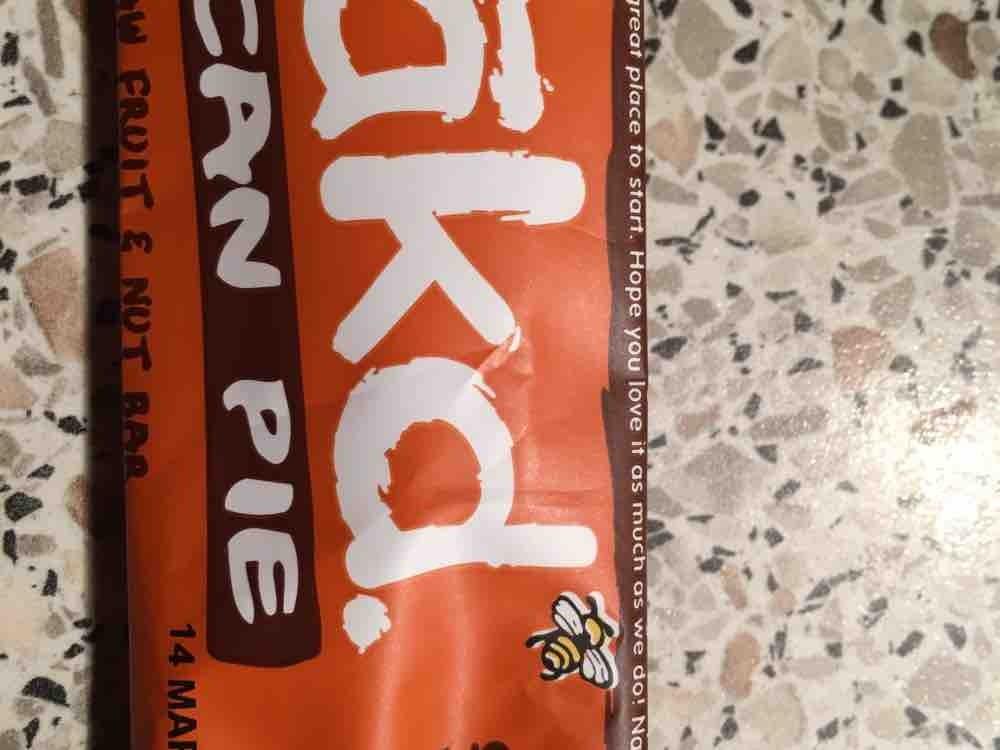 nakd bar, Pecan Pie von Anq   Hochgeladen von: Anq