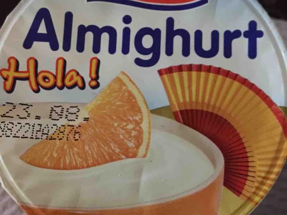 Almighurt Orange del sol von claudiluise89265 | Hochgeladen von: claudiluise89265