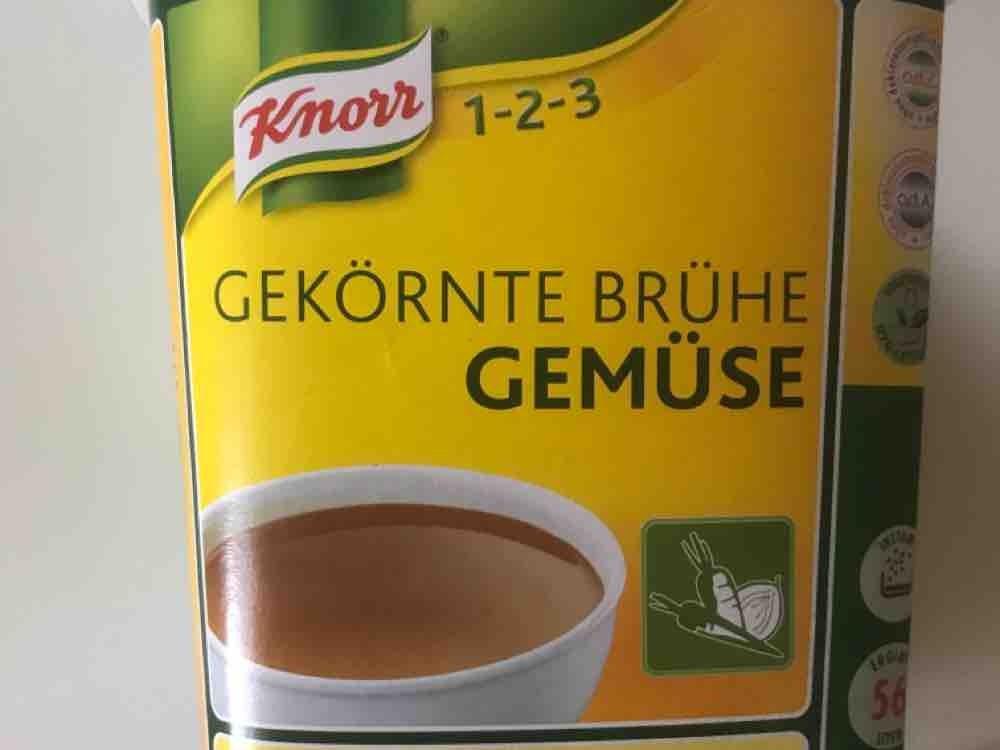 Gekörnte Brühe Gemüse von Dieter01Z   Hochgeladen von: Dieter01Z