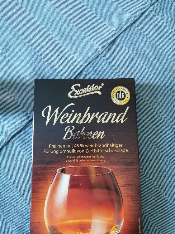 Excelsior Weinbrand Bohnen Pralinen, Schokolade  von coPy42   Hochgeladen von: coPy42