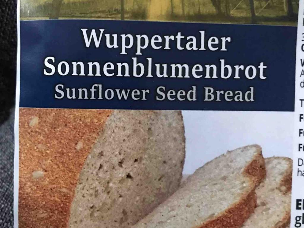Wuppertaler Sonnenblumenbrot, mild von Waasserpuddeldeier | Hochgeladen von: Waasserpuddeldeier