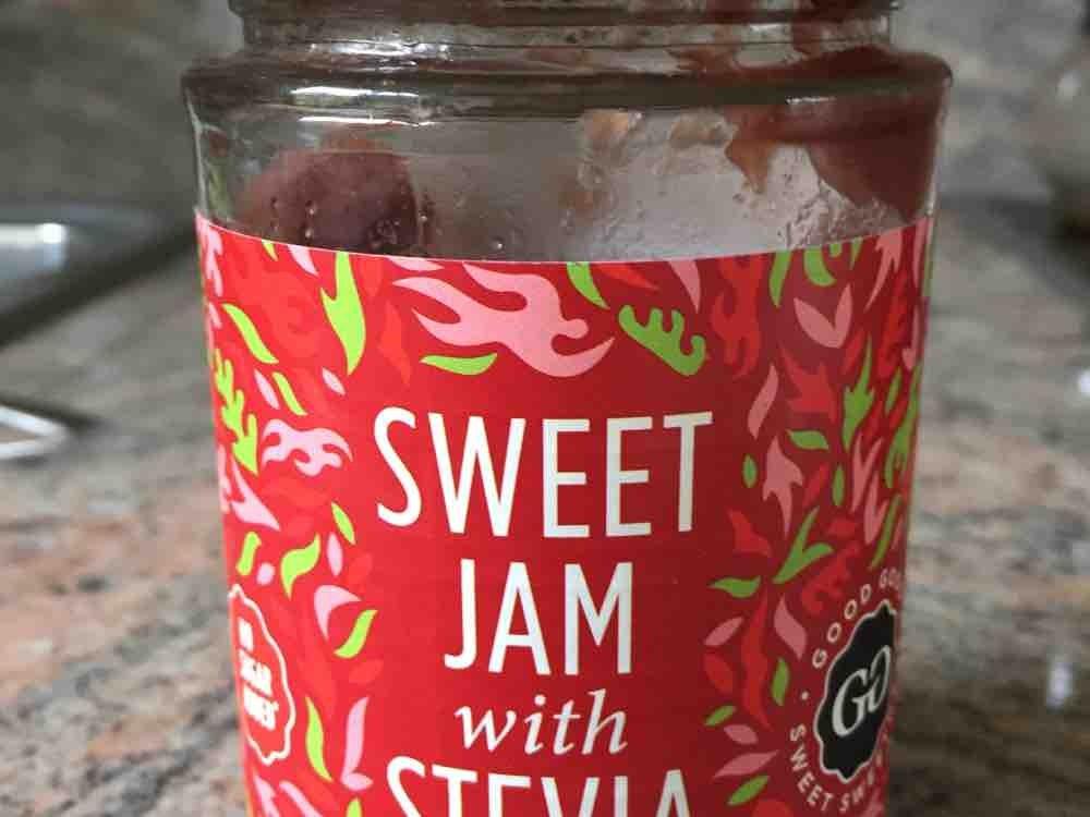 Sweet Jam with Stevia, Erdbeere von AngieB | Hochgeladen von: AngieB