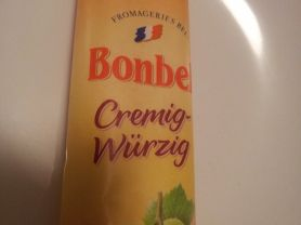 Bonbel Cremig und Würzig   Hochgeladen von: jetztaberrichtig