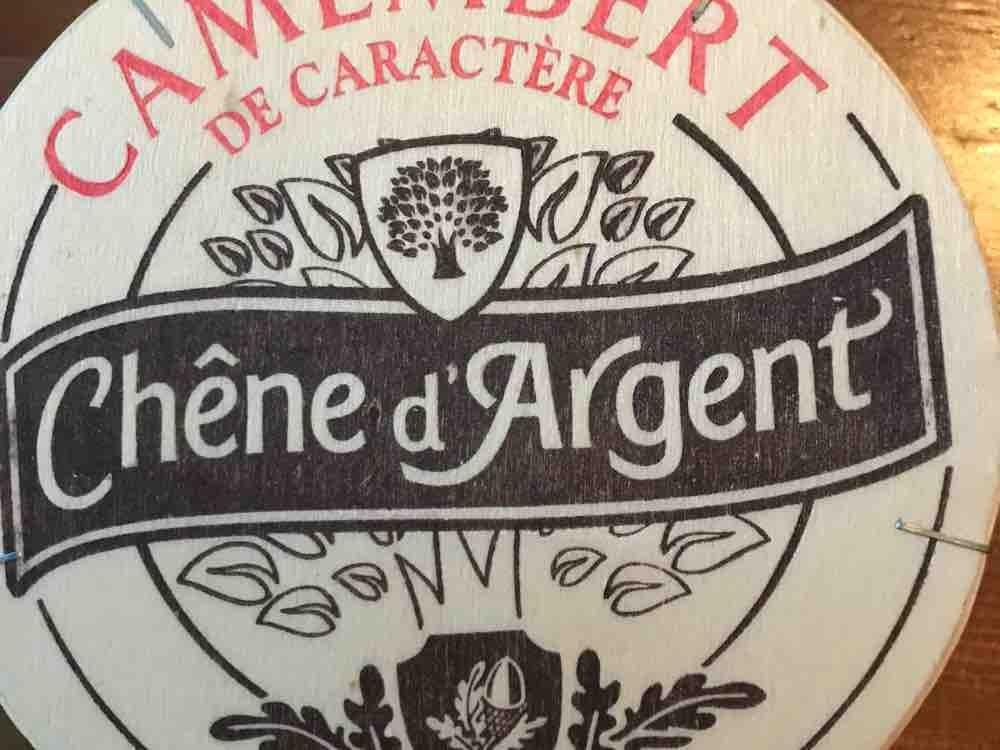 Camembert (Le Chêne d´argent), finesse & caractère, , 45% Fett i.Tr. von LutzR   Hochgeladen von: LutzR