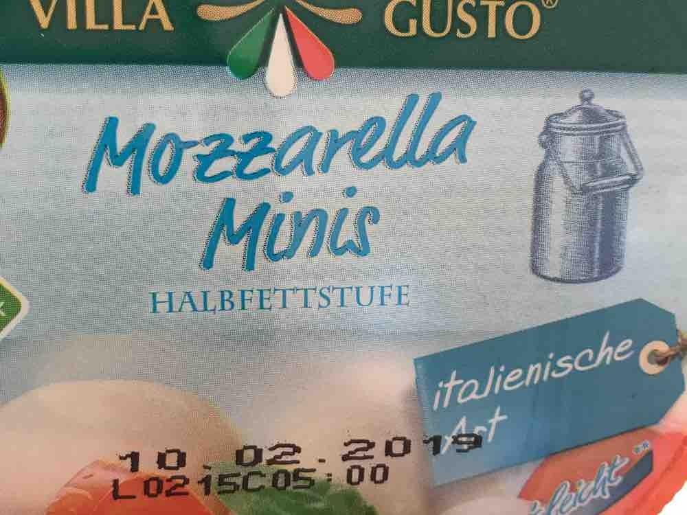 Mozzarella Minis, Halbfettstufe von Rio23 | Hochgeladen von: Rio23