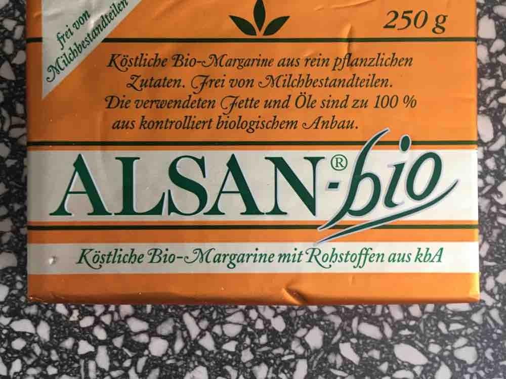 Alsan bio Margarine von wkwi | Hochgeladen von: wkwi
