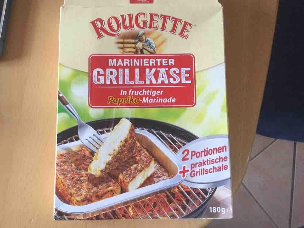 marinierter Grillkäse, Paprika-Kräuter von Hake72 | Hochgeladen von: Hake72