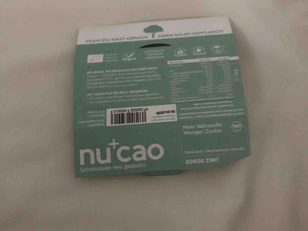 nucao, Kokos Zimt von suneve171 | Hochgeladen von: suneve171