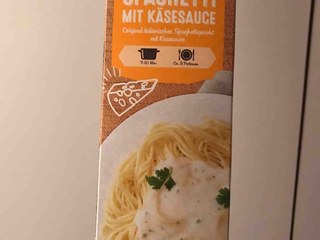 Spaghetti mit Käse Sauce von moekranz | Hochgeladen von: moekranz