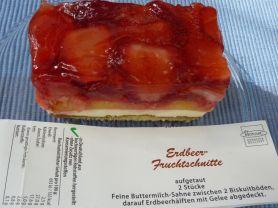 Erdbeer-Fruchtschnitte (ALDI), Erdbeere | Hochgeladen von: E. Bartens