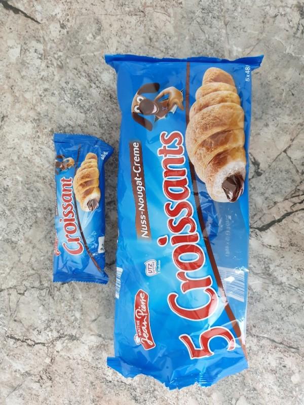 5 Croissants Hazelnut Creme von Bekir42 | Hochgeladen von: Bekir42
