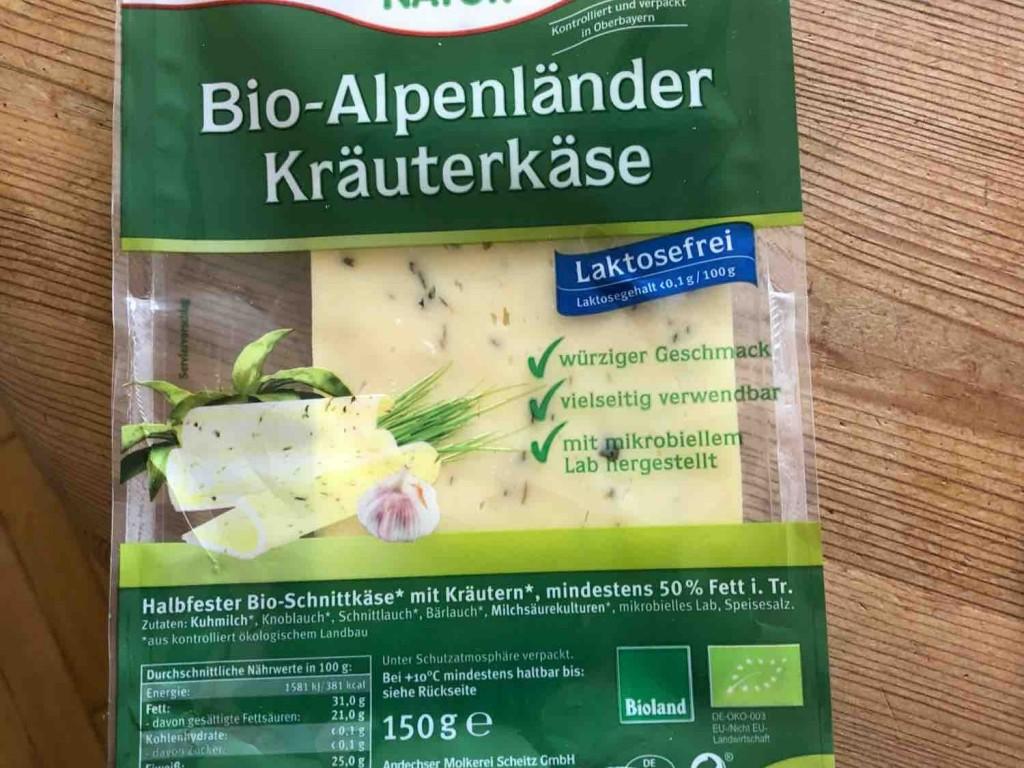 Bio-Alpenländer Kräuterkäse von azn   Hochgeladen von: azn