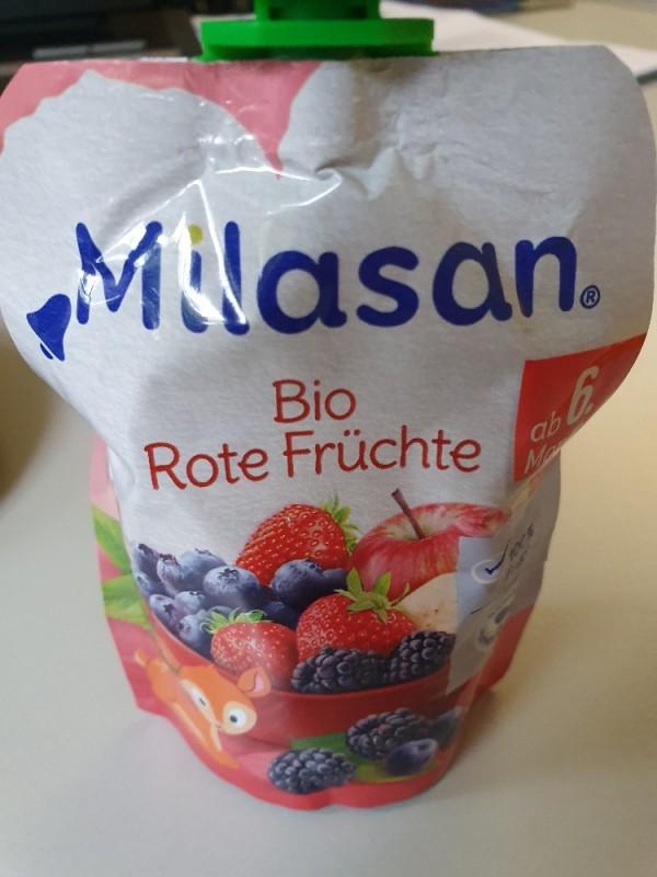 Milasan Bio Rote Früchte von MizTery213 | Hochgeladen von: MizTery213