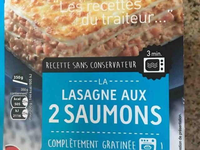 lasagne au  2 saumons  von crystal3107 | Hochgeladen von: crystal3107