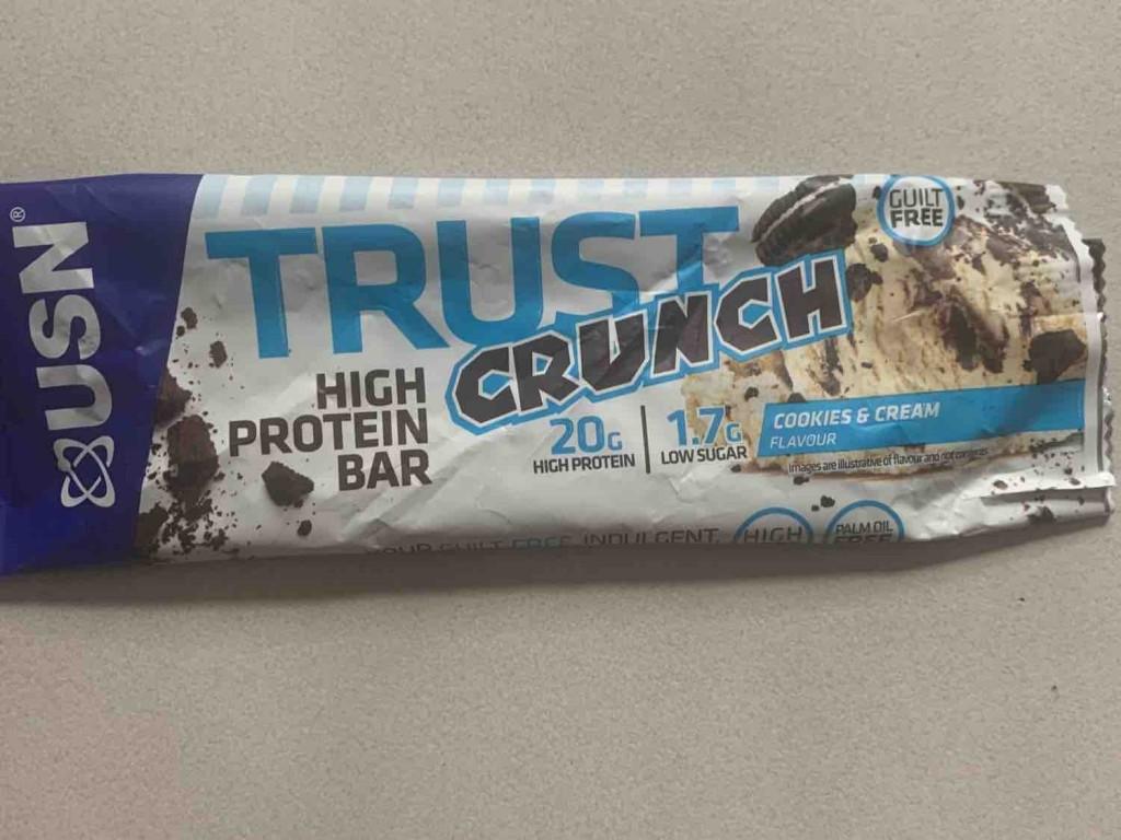 Trust  crunch, cookie & cream von anditi3r   Hochgeladen von: anditi3r
