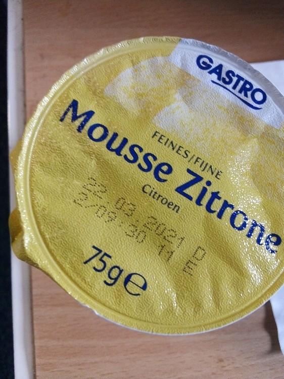 Campina Gastro Zitronen Mousse von bibiwillbethin | Hochgeladen von: bibiwillbethin