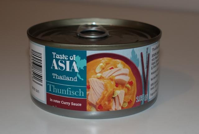Thunfisch in roter Curry Sauce Cover | Hochgeladen von: Glex