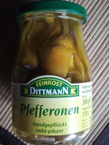 Pfefferonen, handgepflückt, mild-pikant   Hochgeladen von: Ramona76