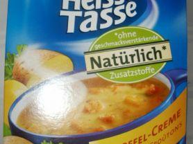 heisse Tasse, Kartoffel creme | Hochgeladen von: PitStop