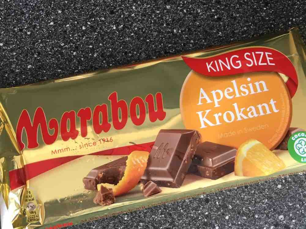 Apelsinkrokant - Orange flavoured milk chocolate, Orange von BeeDee | Hochgeladen von: BeeDee